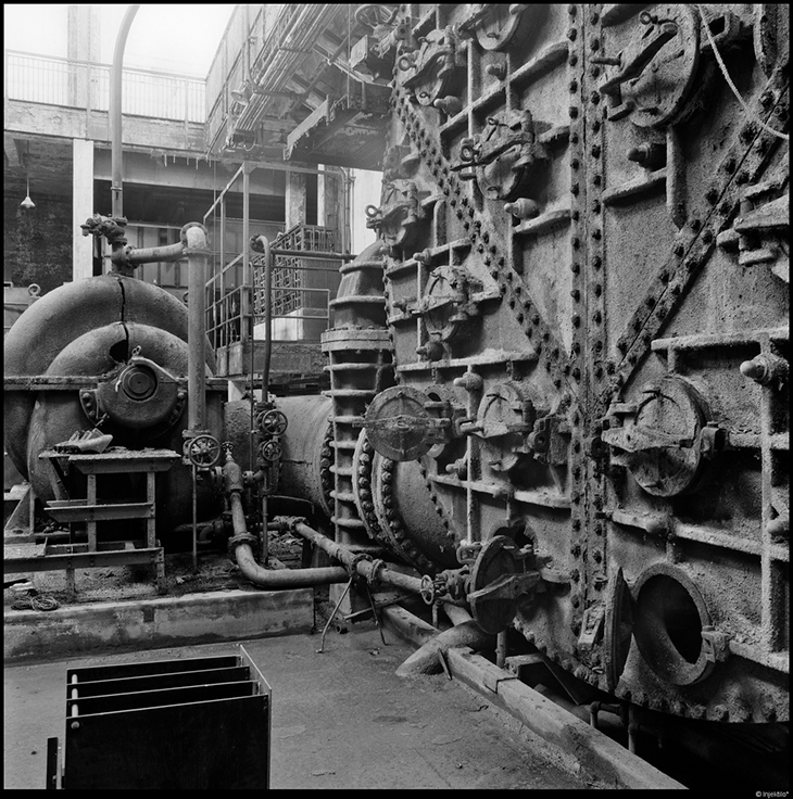 Philly Power Plant