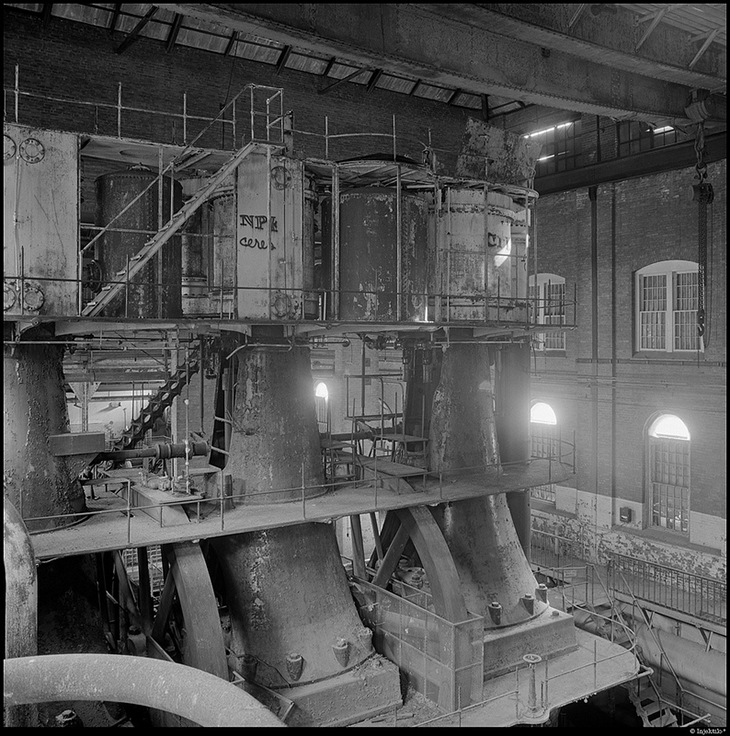 Hackensack Water Works